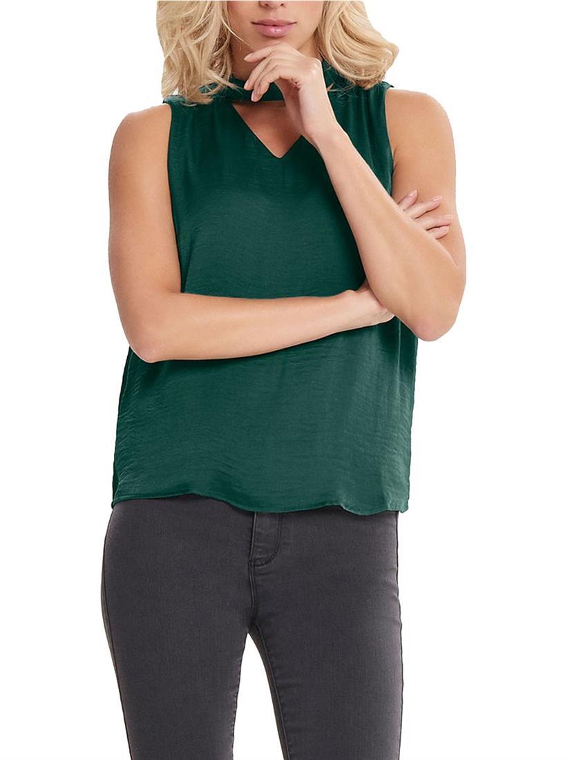Hanes Camiseta de manga corta para mujer, salada morada